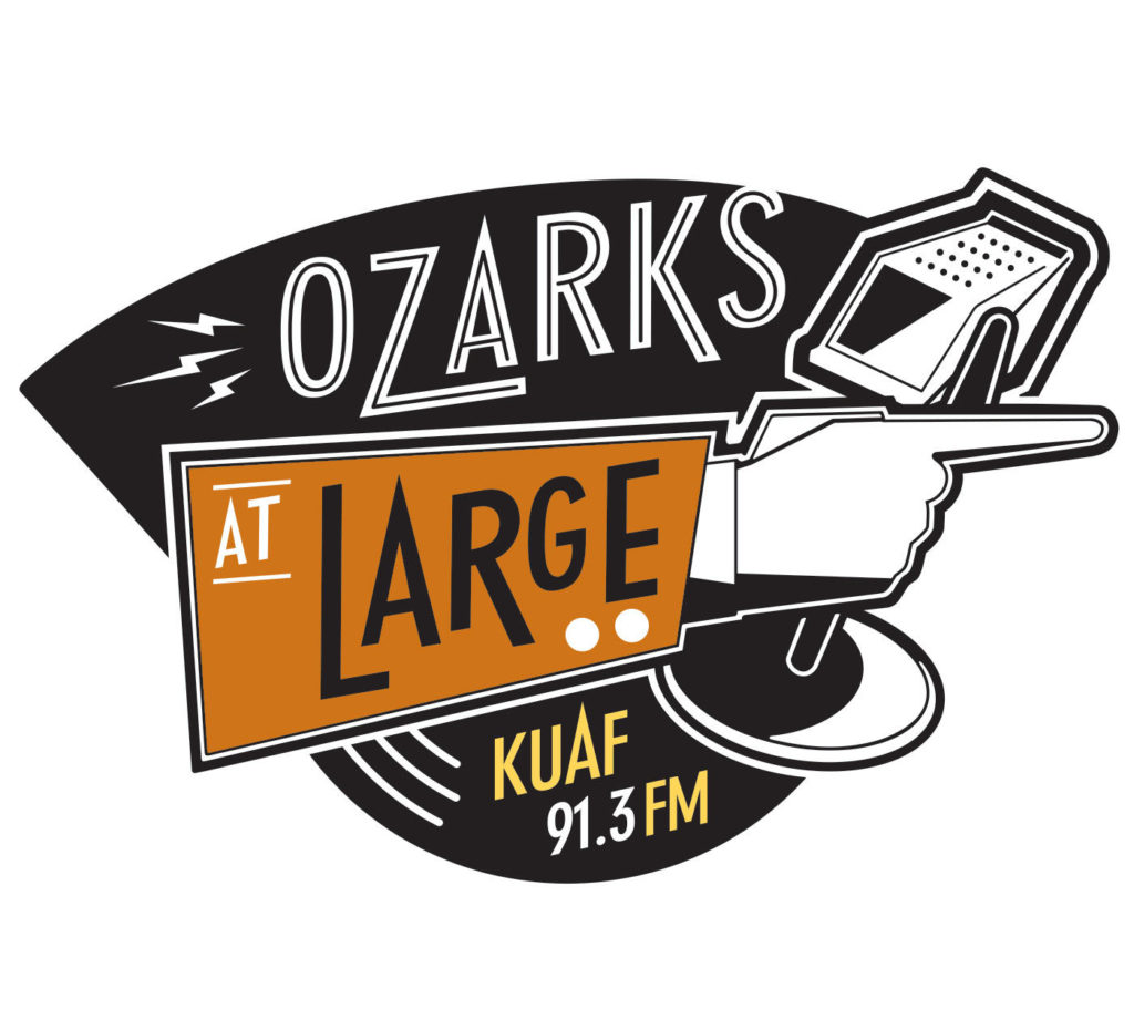Interview with KUAF Ozark's at Large