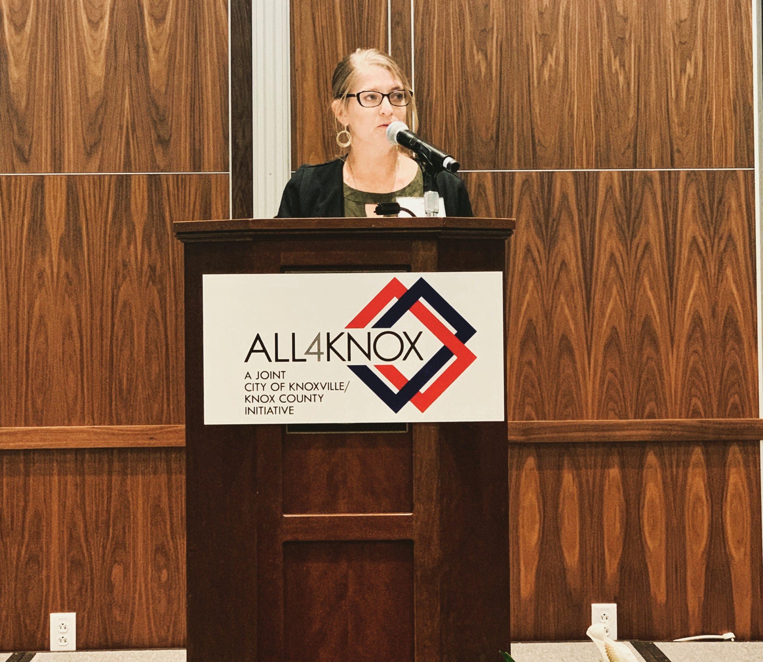 All4Knox Summit – Keynote Speaker