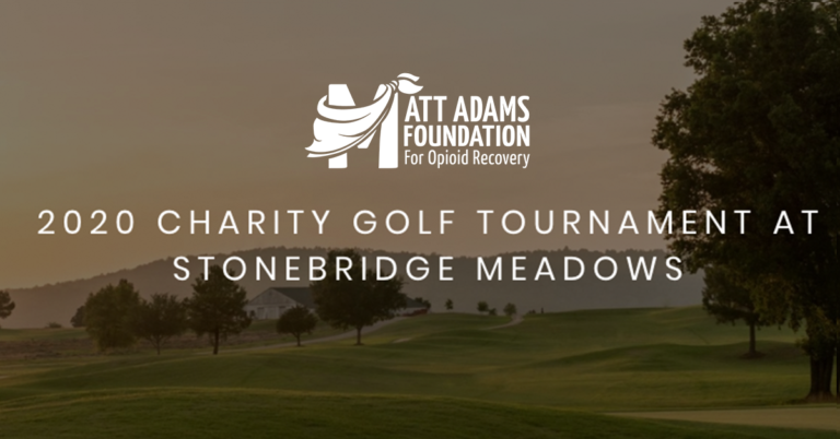 2021 Charity Golf Tournament at Stonebridge Meadows